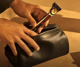 Мужской подход к роскошному бритью