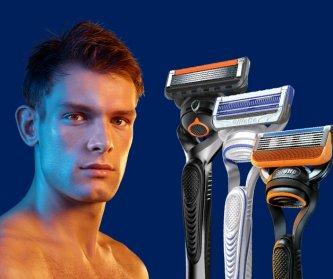 Попробуй улучшенную технологию бритья