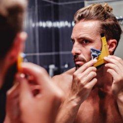 Как подровнять бороду