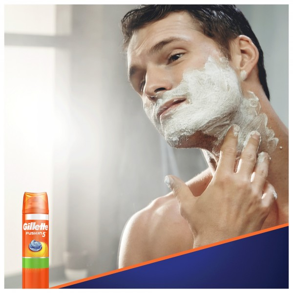 Гель для бритья Gillette Fusion 5 Ultra Sensitive