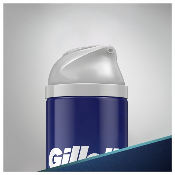 Пена для бритья Gillette Series Sensitive, 2х250 мл