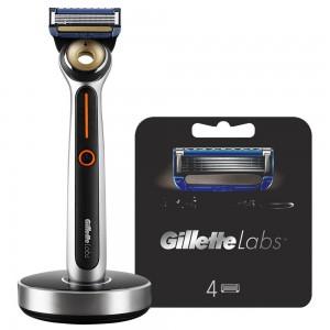 Бритвенный станок Gillette Labs Heated Razor + 6 сменных кассет