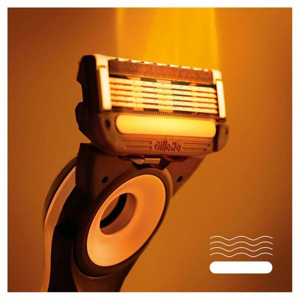 Бритвенный станок Gillette Labs Heated Razor + 10 сменных кассет