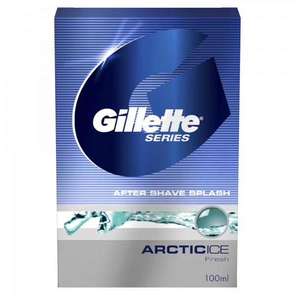 Лосьон после бритья Gillette Series Arctic Ice, 100 мл