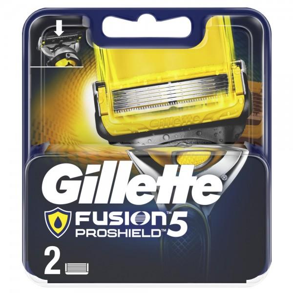 Сменные кассеты для бритья Gillette Fusion5 ProShield, 2 шт