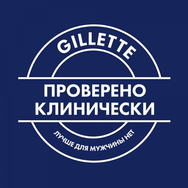 Бритвенный станок GIllette SkinGuard с 2 сменными кассетами