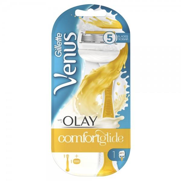 Женская бритва Gillette Venus ComfortGlide with OLAY