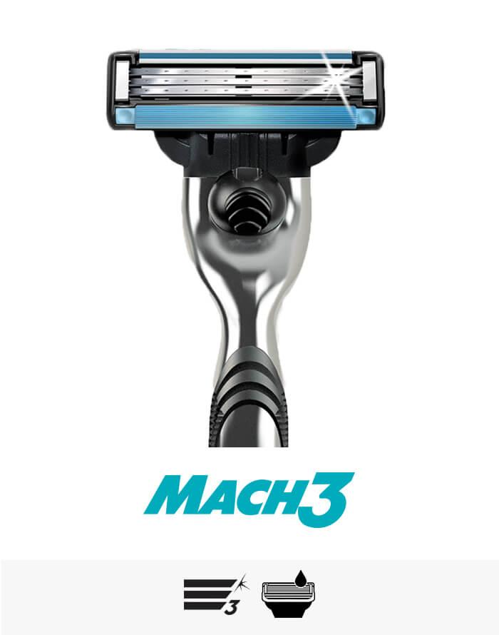 Серия Mach3