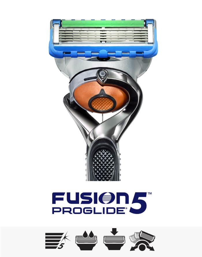 Серия Fusion5 ProGlide