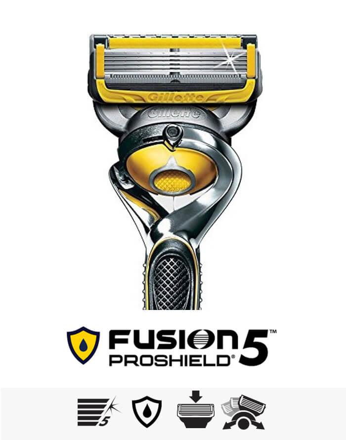 Серия Fusion5 ProShield